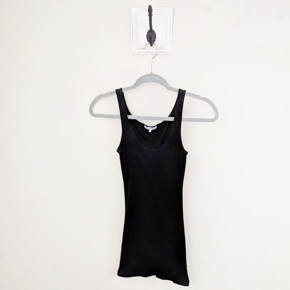 Standard James Perse Supima Cotton Basic Tank